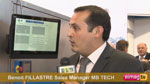 Benoit FILLASTRE Sales Manager MB TECH à PRODUCTRONICA 2015