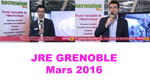 BDO INNOVATION et ELECTRO RENT à la JRE de Grenoble 2016