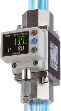 debitmetre eau electronique